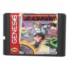 Comix Zone 16-Bit Sega Genesis Mega Drive Game Reproduction (Tested & Working)