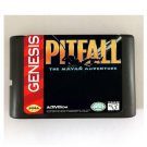 Pitfall The Mayan Adventure 16-Bit Sega Genesis Mega Drive Game Reproduction (Tested & Working)
