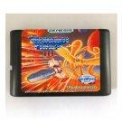 Thunder Force III 16-Bit Sega Genesis Mega Drive Game Reproduction (Tested & Working)