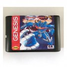 Mazin Saga Mutant Fighter 16-Bit Sega Genesis Mega Drive Game Reproduction (Tested & Working)