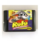 Rolo to the Rescue 16-Bit Sega Genesis Mega Drive Game Reproduction (Tested & Working)