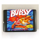 Bubsy 16-Bit Sega Genesis Mega Drive Game Reproduction (Tested & Working)