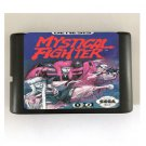 Mystical Fighter 16-Bit Sega Genesis Game Reproduction NTSC Only (Tested & Working)