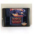 Risky Woods 16-Bit Sega Genesis Game Reproduction NTSC Only (Tested & Working)