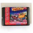 ToeJam & Earl 16-Bit Sega Genesis Mega Drive Game Reproduction (Tested & Working)