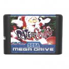 Daze Before Christmas 16-Bit Sega Genesis Mega Drive Game Reproduction (Tested & Working)