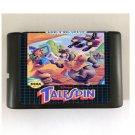 TaleSpin 16-Bit Sega Genesis Mega Drive Game Reproduction (Tested & Working)
