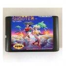 Trouble Shooter 16-Bit Sega Genesis Mega Drive Game Reproduction (Tested & Working)