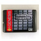 RoboCop Versus The Terminator 16-Bit Sega Genesis Mega Drive Game Reproduction (Tested & Working)