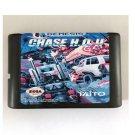 Chase H.Q. 2 16-Bit Sega Genesis Mega Drive Game Reproduction (Tested & Working)