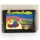 Lemmings 16-Bit Sega Genesis Mega Drive Game Reproduction (Tested & Working)