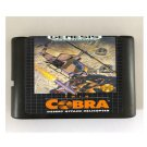 Twin Cobra 16-Bit Sega Genesis Mega Drive Game Reproduction (Tested & Working)