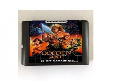 Golden Axe 16-Bit Sega Genesis Mega Drive Game Reproduction (Tested & Working)