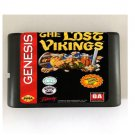 The Lost Vikings 16-Bit Sega Genesis Mega Drive Game Reproduction (Tested & Working)