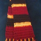 Perfect fall toddler scarf