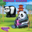 PANDA BEARS by Nancy Parent /Adam Devaney /SQUEAK TOY