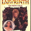 LABYRINTH:  THE PHOTO ALBUM by Rebecca Grand /MOVIE/1st