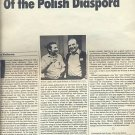 THE POET OF THE POLISH DIASPORA: CZESLAW MILOSZ/Hoffman