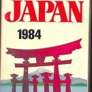 FODOR'S JAPAN 1984 by Eugene Fodor /TRAVEL /ASIA /1st