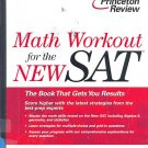 MATH WORKOUT FOR THE NEW SAT by Cornelia Cooke/ACE!/1st