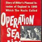 OPERATION SEA LION by Peter Fleming /HITLER/NAZI/UK/1st