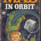 MAD IN ORBIT /Albert B. Feldstein /HILARIOUS!!! /1st Ed