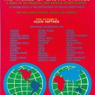 THE WORLD OF EXOTIC DANCES /Kleon Raptakis /52 HITS/1st