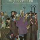 THE JEWS:  BIOGRAPHY OF A PEOPLE by Judd Teller /1st Ed