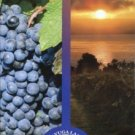 CAYUGA LAKE WINE TRAIL /NEW YORK STATE/TRAVEL GUIDE/MAP