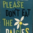 PLEASE DON'T EAT THE DAISIES by Jean Kerr /ILLUS. /1st