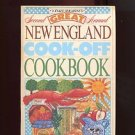 YANKEE MAGAZINE'S SECOND ANNUAL GREAT NEW ENGLAND COOK-OFF COOKBOOK /ILLUS. /1st