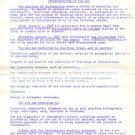 INTERPRETATION OF THE LAW by CHIROPRACTIC INSTITUTE OF NEW YORK /FROM THE 1960's