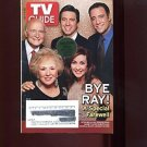 TV GUIDE: MAY 15-21, 2005 /A SPECIAL FAREWELL TO EVERYBODY LOVES RAYMOND++/RARE!