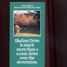 SKYLINE DRIVE /SHENANDOAH NATIONAL PARK /VIRGINIA /WHERE TO GO /WHAT TO SEE /MAP
