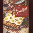 BRUNCH, BREAKFAST AND MORNING COFFEE by Culinary Arts Institute /262 RECIPES