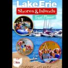 LAKE ERIE SHORE & ISLANDS TRAVEL PLANNER /THINGS TO DO /MAP /ADVERTISEMENTS/OHIO