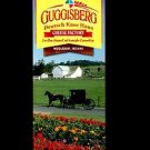 GUGGISBERG CHEESE FACTORY, MIDDLEBURY, INDIANA /BROCHURE /AMISH COUNTRY /DEUTSCH