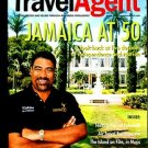 TRAVEL AGENT MAGAZINE 9/17/12 /JAMAICA AT 50: FIVE DECADES OF INDEPENDENCE++++++