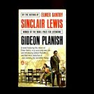 GIDEON PLANISH by Sinclair Lewis /RETURN OF AND FAREWELL TO ELMER GANTRY /1st Ed
