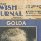BROWARD JEWISH JOURNAL DECEMBER 15, 1978 /GOLDA MEIR TRIBUTE 1898-1978 /FLORIDA