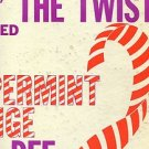 JOEY DEE AND HIS STARLITERS: DOIN' THE TWIST--RECORDED AT THE PEPPERMINT LOUNGE