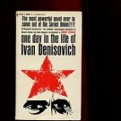ONE DAY IN THE LIFE OF IVAN DENISOVICH by Alexander Solzhenitsyn /UNCUT!!! /1st
