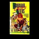 HAWAIIAN U.F.O. ALIENS by Mel Gilden /MYSTERY /SCIENCE FICTION /WEIRD HUMOR /1st