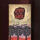 STRAIT IS THE GATE by Andre Gide, Translated by Dorothy Bussy /NOBEL PRIZE /1st