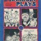 NEW AMERICAN PLAYS, VOLUME FOUR, Edited by William M. Hoffman /HEIDE /PELUSO/1st