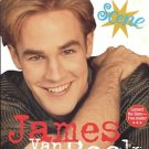 JAMES VAN DER BEEK: SCENE by Kieran Scott /CONNECT THE STARS /1999 /1st Edition