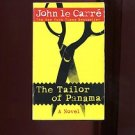THE TAILOR OF PANAMA by John le Carre /MADE INTO MOVIE WITH PIERCE BROSNAN /1st