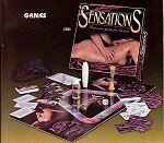 Sensations- A Lovers Game