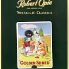 Robertson's Golden Shred Golly Golli Picnic British Opie Magnet