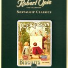 Peek Frean Biscuit Robert Opie Nostalgic Advertising Classics Tin Magnet